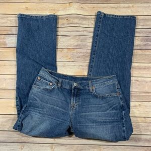 Lucky Brand Classic fit dungarees size 10